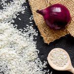 Insalata tiepida di riso integrale