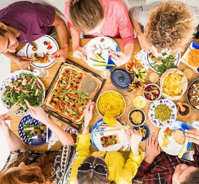 I segreti del benessere a tavola
